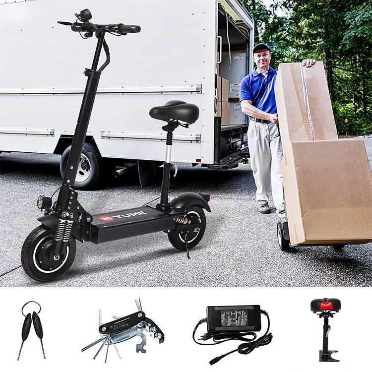 YUME D4+ electric scooter