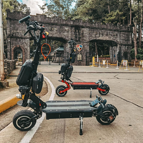 YUME X11 ELECTRIC SCOOTER