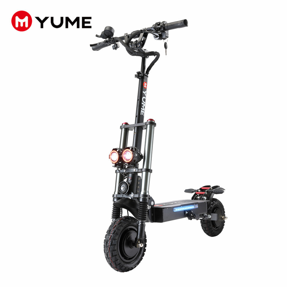 Y10 Electric Scooter 40MPH 2400W