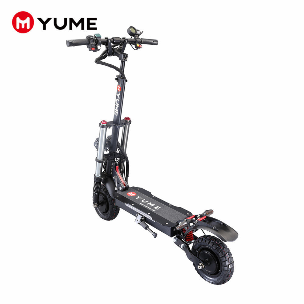 YUME Y10 Electric Scooter 40MPH 2400W