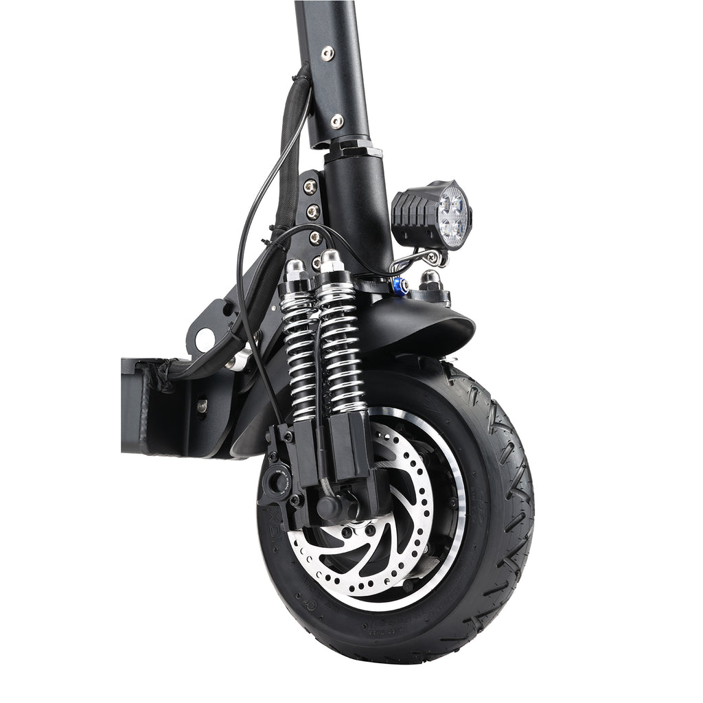D4+ ELECTRIC SCOOTER 40MPH 2000W - YUME ELECTRIC SCOOTER