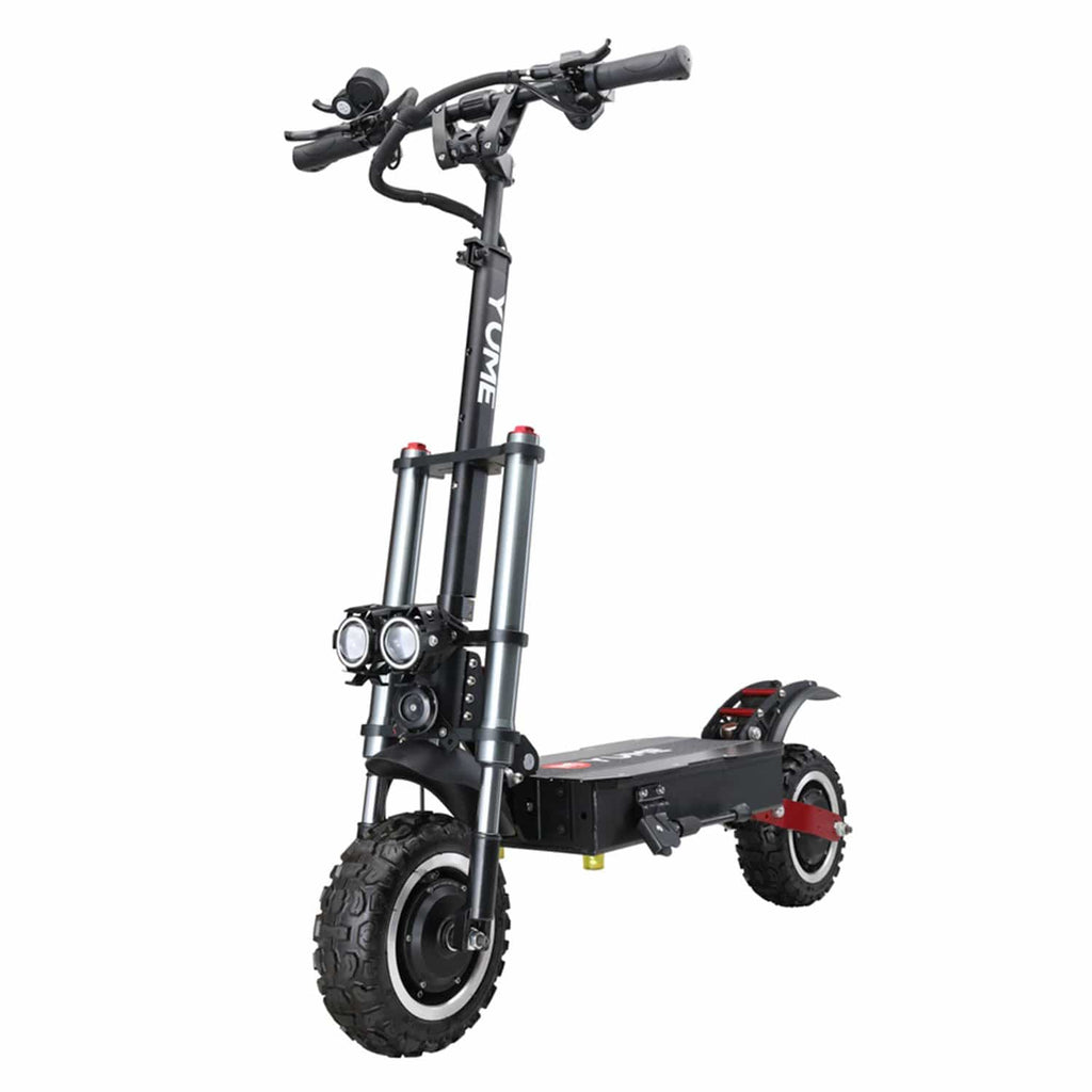 Y11 ELECTRIC SCOOTER 50MPH 5600W - YUME ELECTRIC SCOOTER