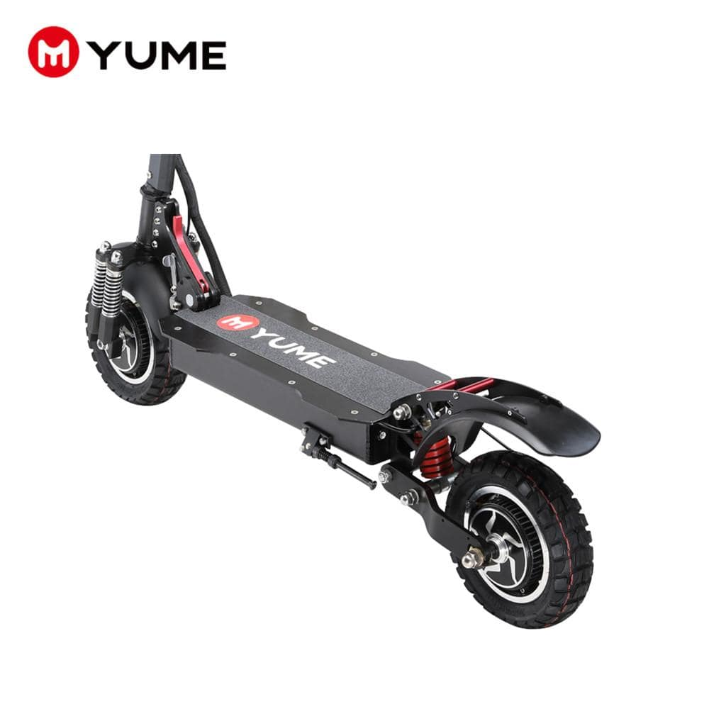 D5 ELECTRIC SCOOTER 40MPH 2400W - YUME ELECTRIC SCOOTER