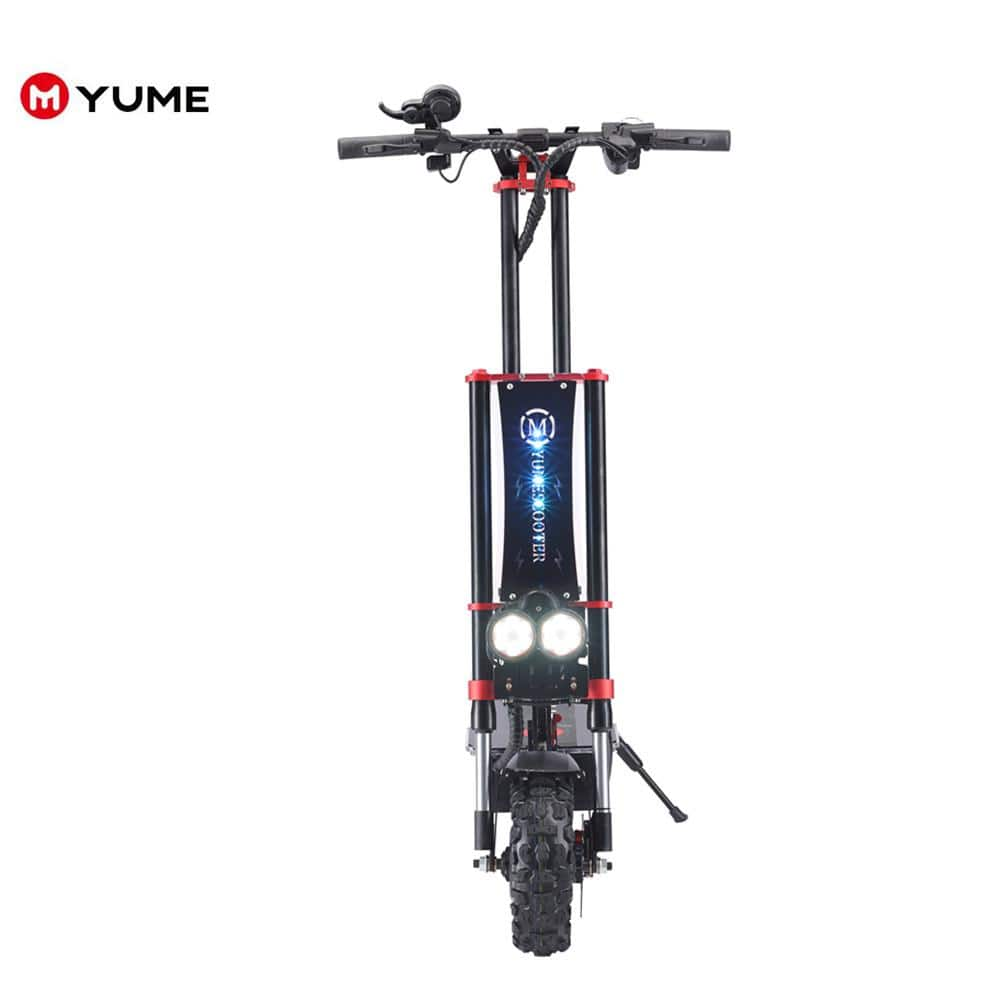 Buy One Get One (A5) - Y11 PLUS ELECTRIC SCOOTER 50MPH 5600W - YUME ELECTRIC SCOOTER