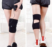Arthritis Knee Support Brace Infrared Heating Therapy Kneepad for Relieve Knee Joint Pain Knee