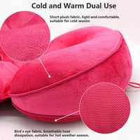 Dual Comfort Cushion Lift Hips Up Seat Cushion