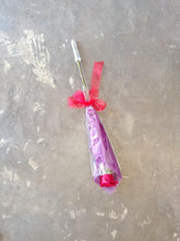A Single Rose with a Message