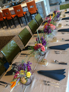 Private Party Tablescape