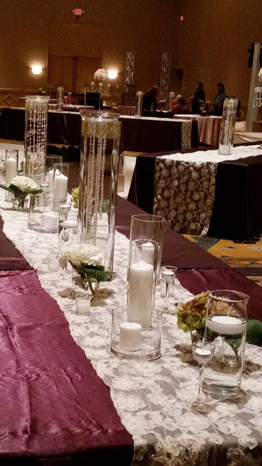 Formal Table Scape