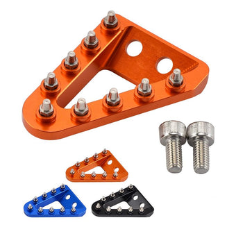 ANODIZED BRAKE PEDALS 15-20
