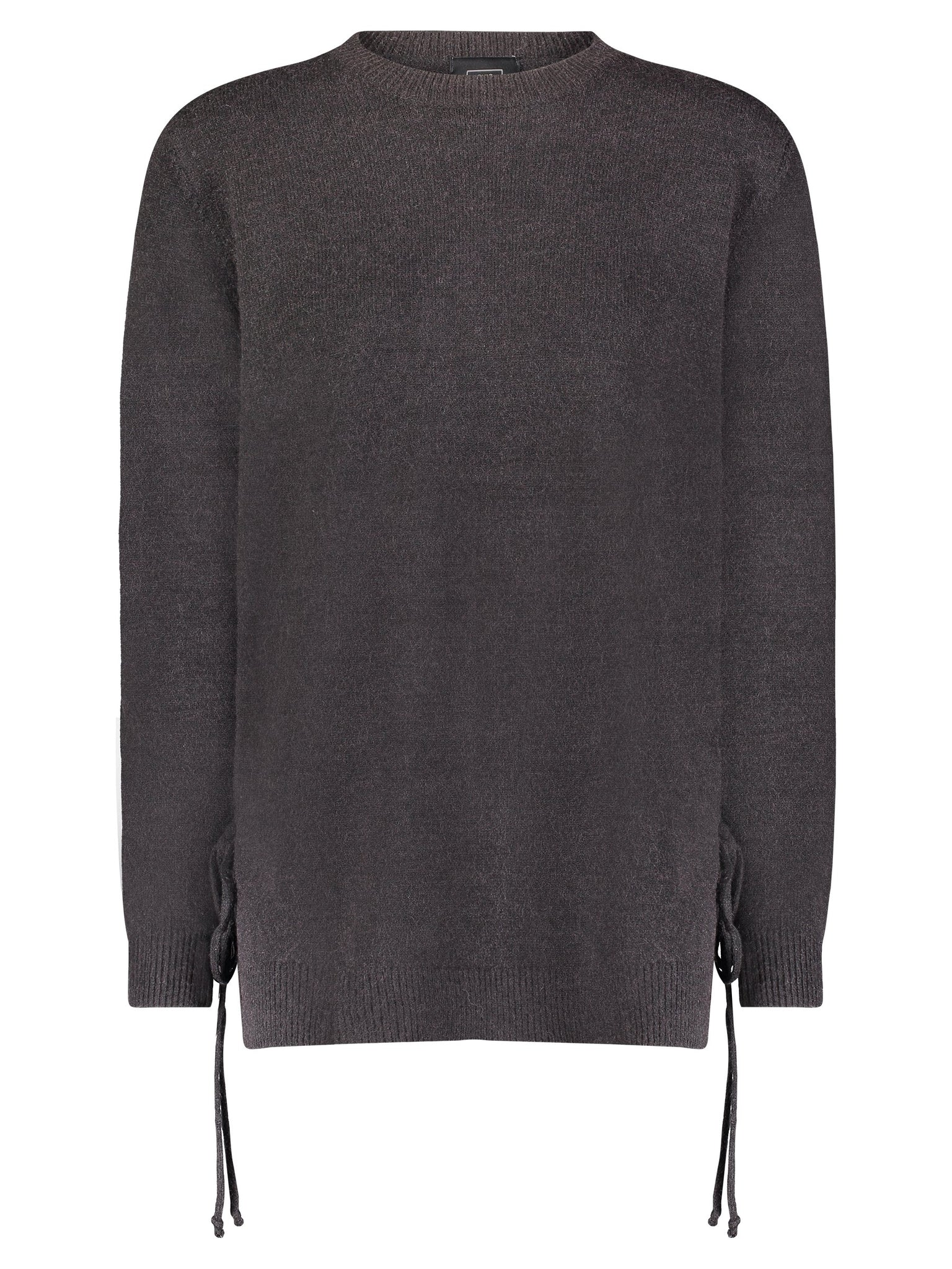 image of Lyon Lace-up sides Sweater