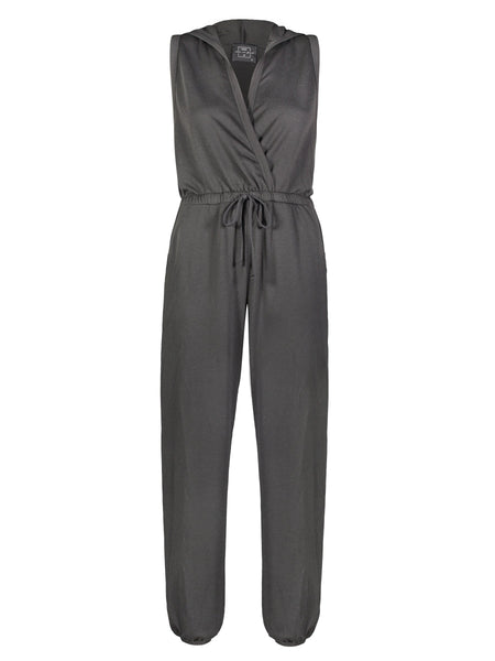 image of Waverly French Terry Knit Jumpsuit