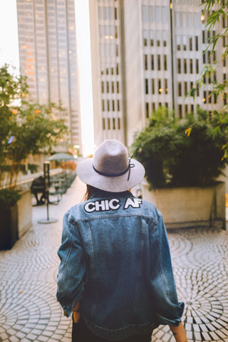 Downtown Denim Jacket