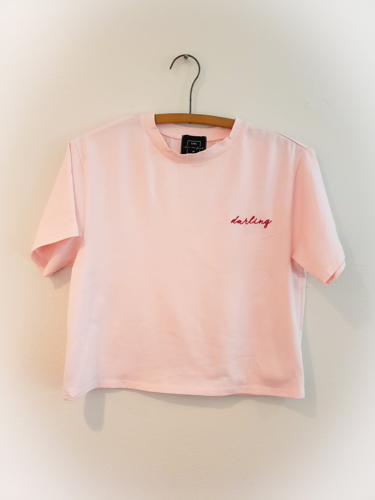 Allee Borely Darling Tee