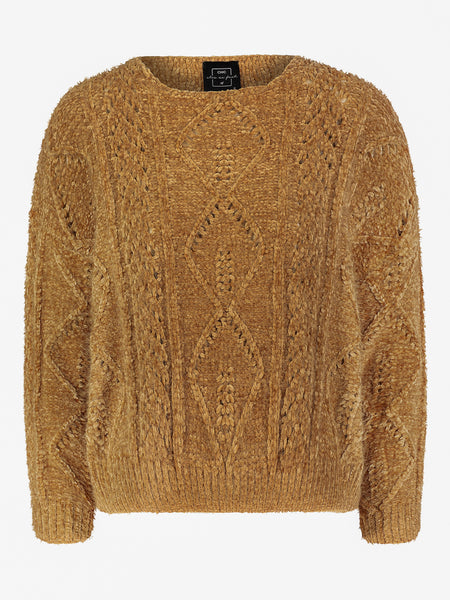 Valencia Cable Knit Sweater