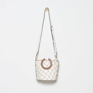 Blanch Rope Detail Bag