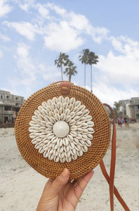 Balinese Handmade Shell Bag