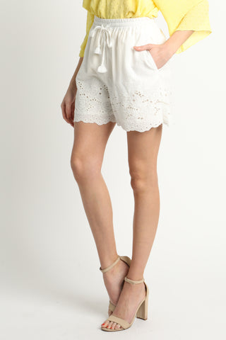 Friche Belle de Mai Cotton Shorts