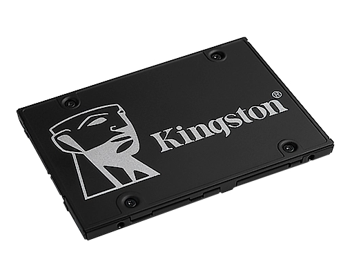 Disque SSD Kingston 512G KC600 SATA3 2.5""