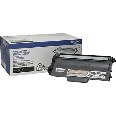Cartouche de toner Brother TN750 NOIR (8000 pages)
