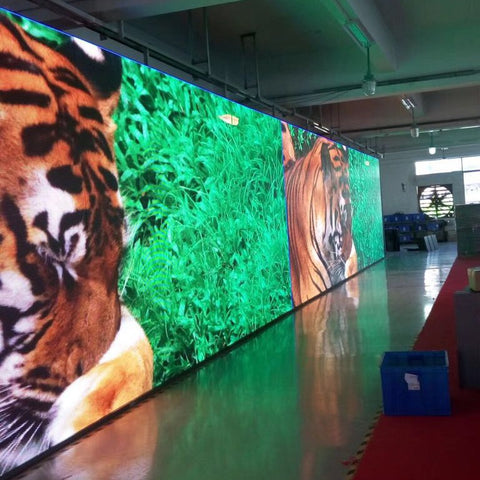 Leadleds Outdoor LED Display Screen Waterproof High Brightness Business Sign