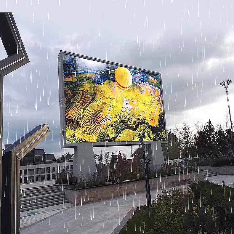 programmable outdoor led electronic signs