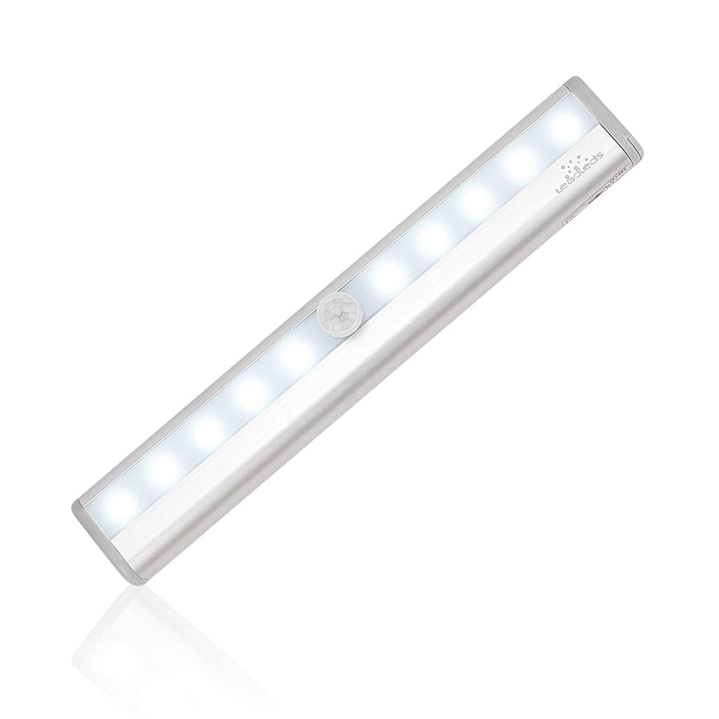 UNTCENT Motion Sensor Light Battery Operated with Magnetic for Stairs Hallway Closet Lights