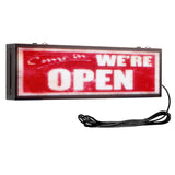 Full Color Car Led Sign Display Board DC12V Road Signs from Leadleds Sign Company