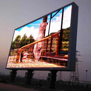 Leadleds 64 x 224cm Outdoor Video Screen SMD Super Bright HD by Smart Phone WiFi Program - Leadleds