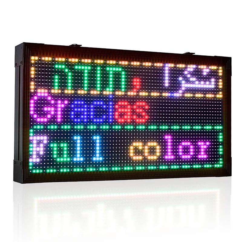 Leadleds Fullcolor Led Display Outdoor Waterproof LED Sign Board Programmable Super Bright P10