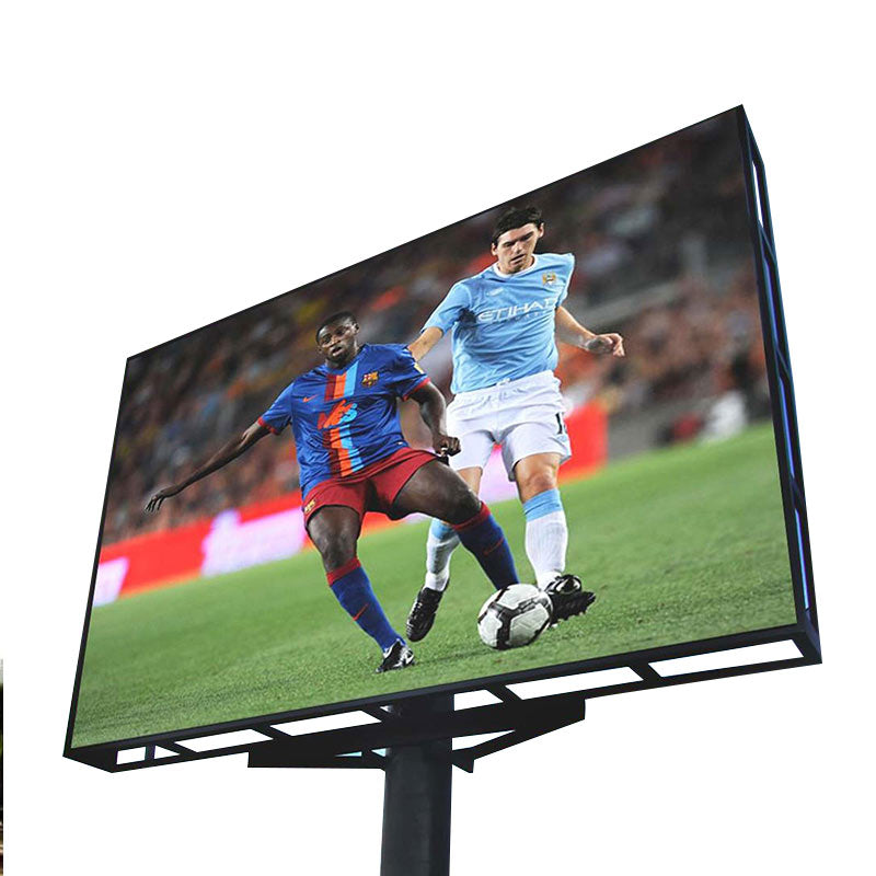 Leadleds Large Billboard Smart Signs Picture Video Display Screen 1.28 x 1.28M