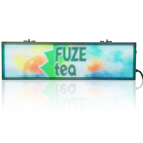 Leadleds Led Messager Marquee Sign Board for Advertising Display