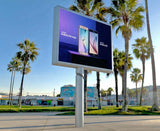Leadleds LED Wall Full Color Video Display Outdoor LED Panel LED Screen Double Sided