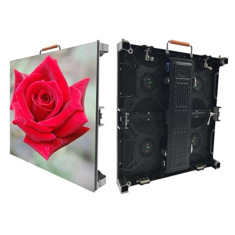 P4.81 Outdoor LED Display with Nova Star MRV300 Receiving Card+Die Casting Aluminum Cabinet 500*500MM Stage Outdoor LED Screen - Leadleds