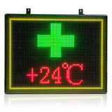 Leadleds LED Pharmacy Open Sign Advertising Display Board for Medicine Drugstore Chemist Clinic