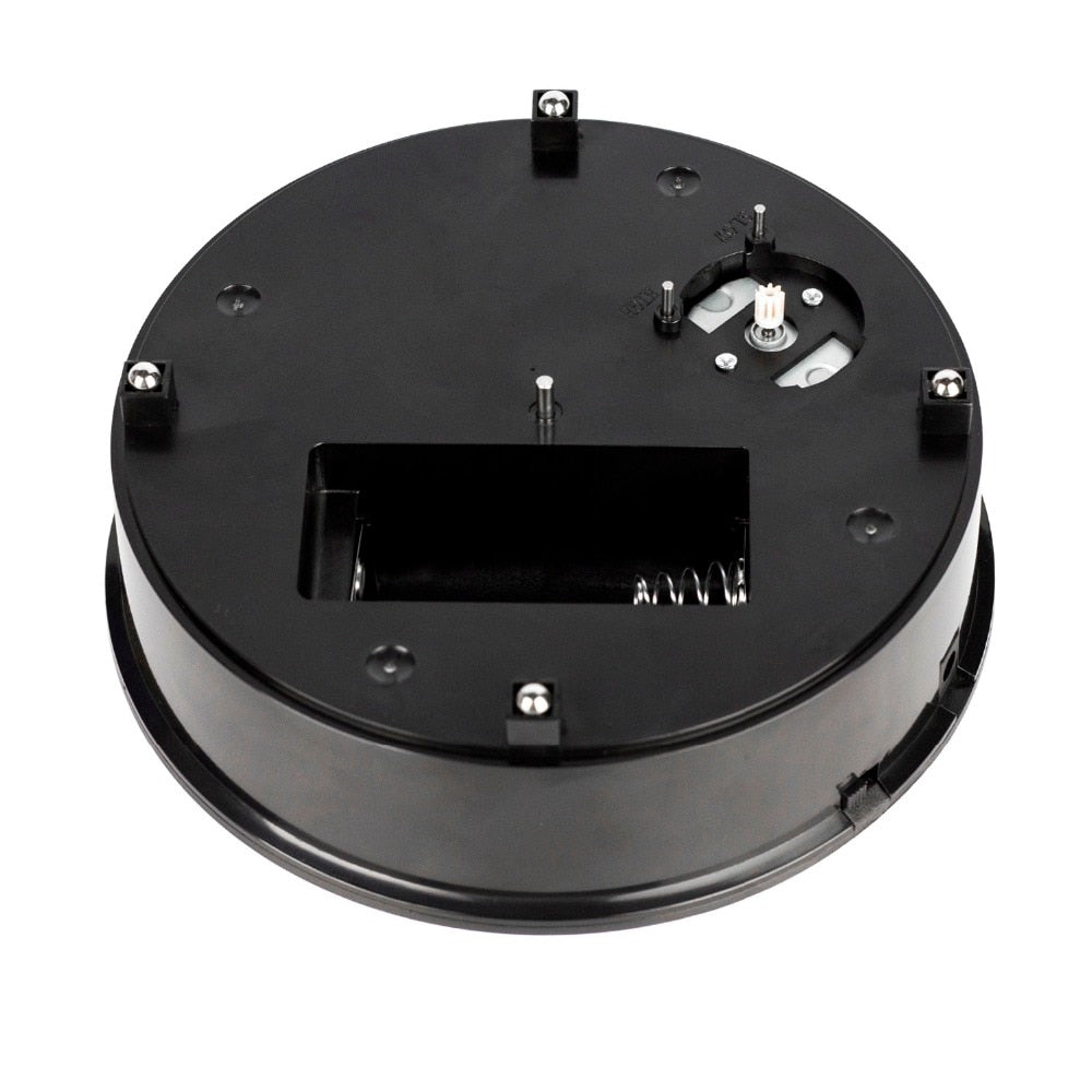 UNTCENT Display Turntable Rotating Display Stand AC Battery Operated, 20cm Mirror Top