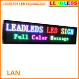 Leadleds Outdoor Led Video Sign Waterproof Full Color 2M for School Church Business - Leadleds