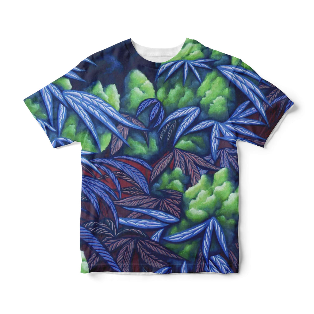 Cannabis Jungle Tee
