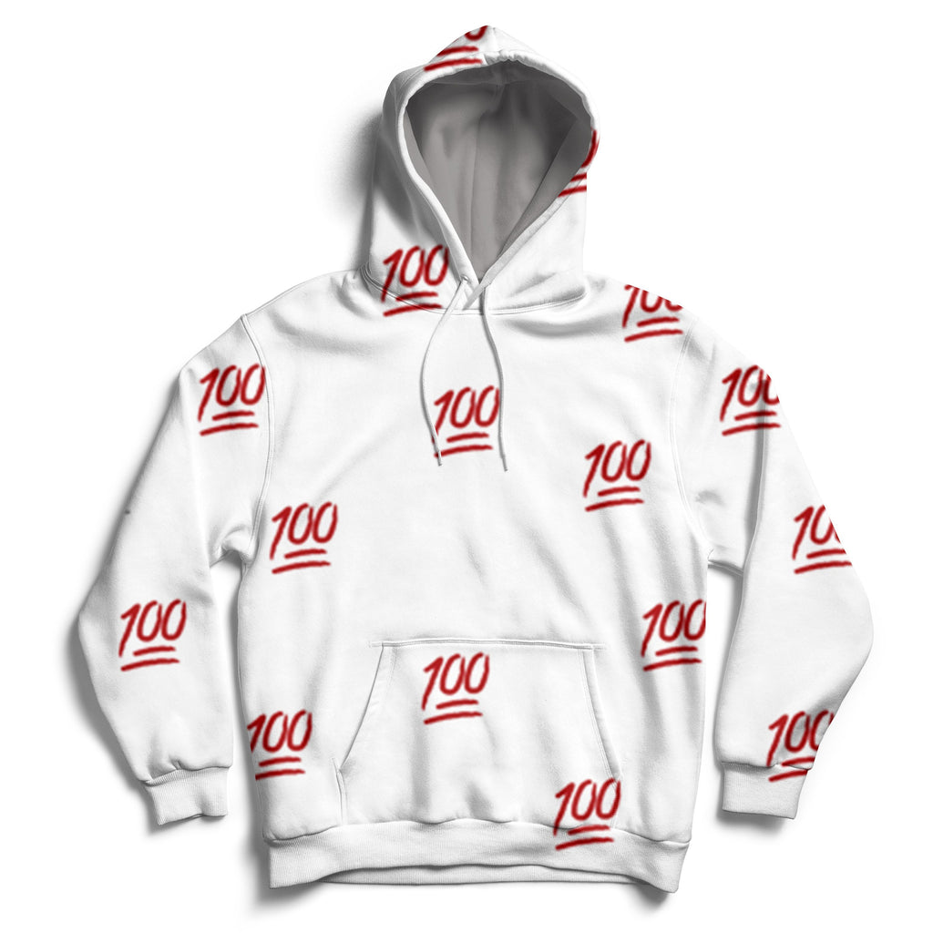 Keeping It 100 Hoodie