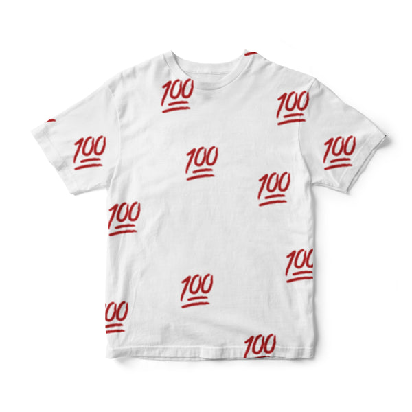 Keeping It 100 Tee
