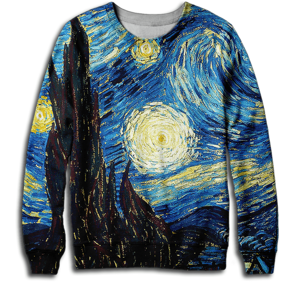Starry Night Sweatshirt