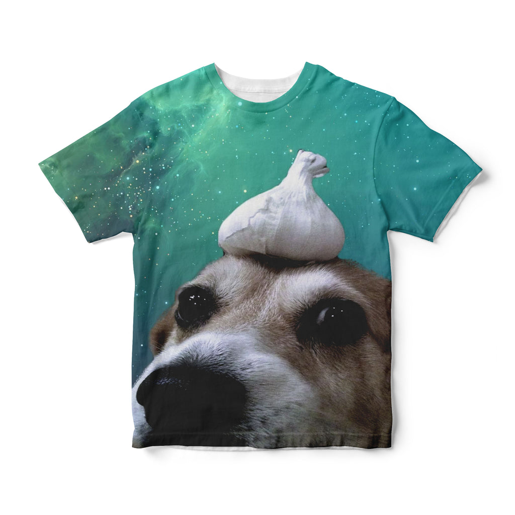 Garlic Dog Tee