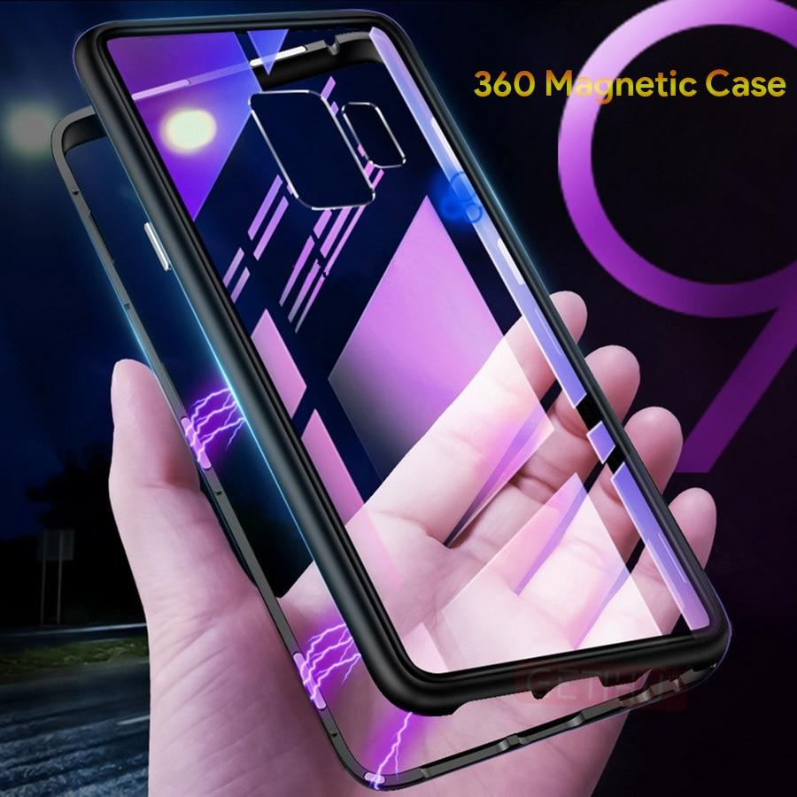 Shatterproof Magnetic Phone Case for Android