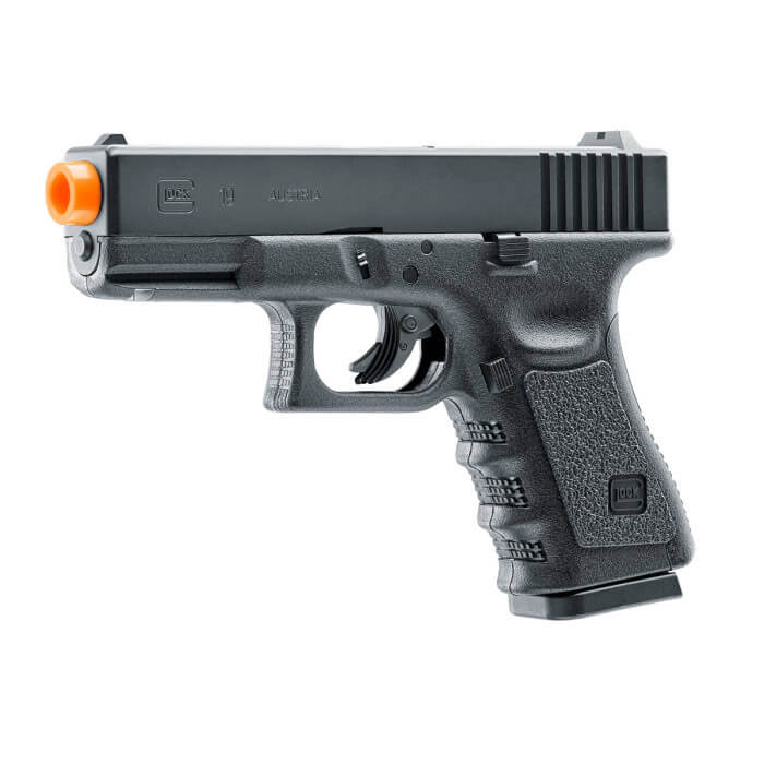 Elite Force Airsoft Glock G19 Gen3 CO2 non-blowback - ssairsoft