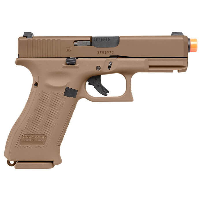 Elite Force Airsoft  Glock G19X GBB-Coyote - ssairsoft