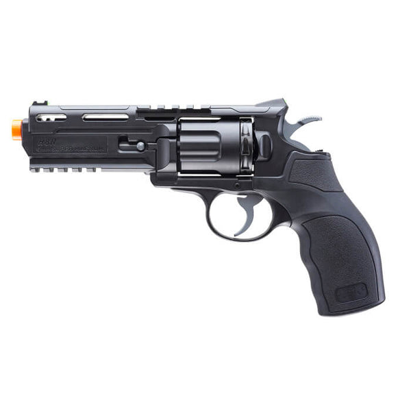Elite Force Airsoft H8R- 6MM  Co2- BLACK (GEN II) - ssairsoft