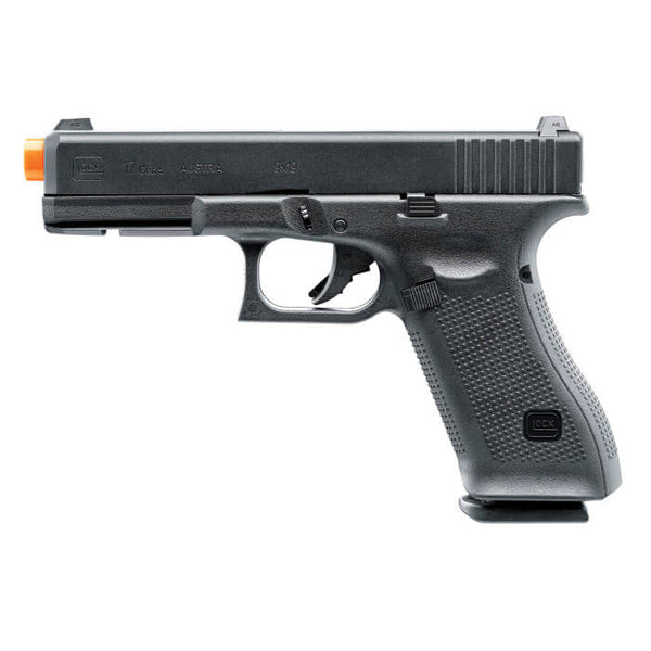 GLOCK G17 GEN 5 CO2 half blowback  -GBB 6MM- BLACK - ssairsoft