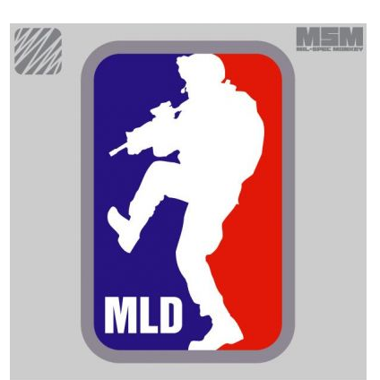 Major League Door Kicker Full color