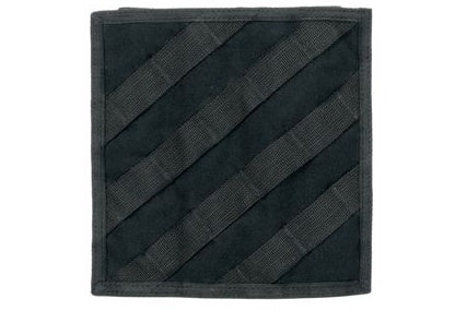 Vism 45 Degree Molle Panel Black - ssairsoft