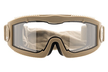 LT Goggle Tan Dual Lever - ssairsoft